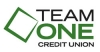 Team One Credit Union logo