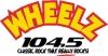 Wheelz 104.5 logo
