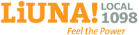LIUNA LOCAL 1098 logo