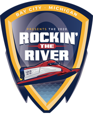 Rockin the River Boat Races logo